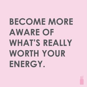 worth your energy