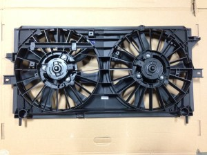 New OEM Replacement Cooling Fan Assy for Chevrolet Impala