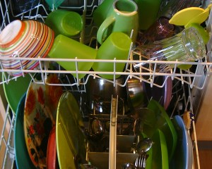 Is the dishwasher to blame, or is it the detergent?
