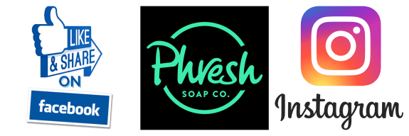 ASCENSION PARISH COFFEE TALK #35 PHRESH SOAP SOCIAL MEDIA