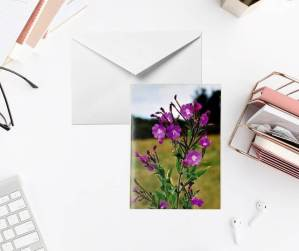 Mother's Day Greeting Card - Bloom - by Yours Faithfully Hannah Kirk