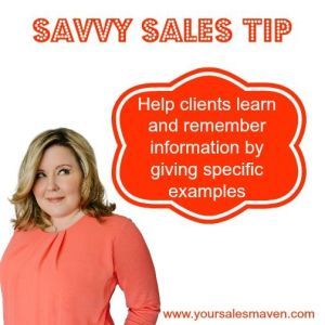 client retention, learning, rapport, selling, sales tip