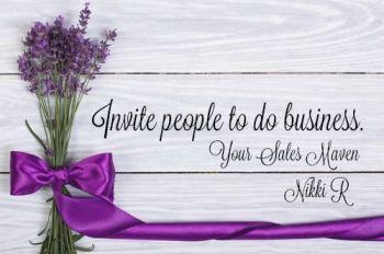 Sales Skills, Sales Maven, Savvy Sales Tip, Sales Blog