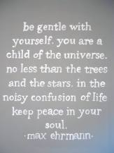 be-gentle-with-yourself-quote
