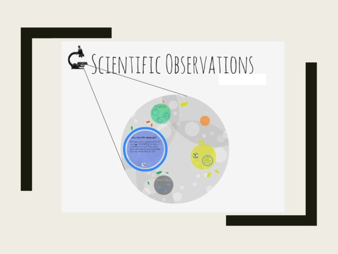 scientific-observations