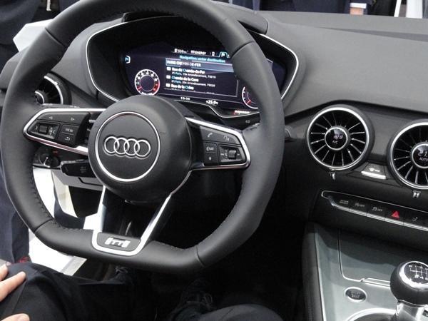 Audi A3 Virtual Cockpit 2