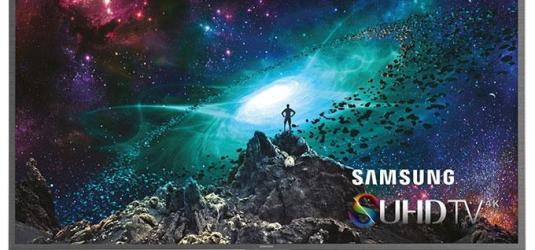 Samsung JS7000 4K UHDTV