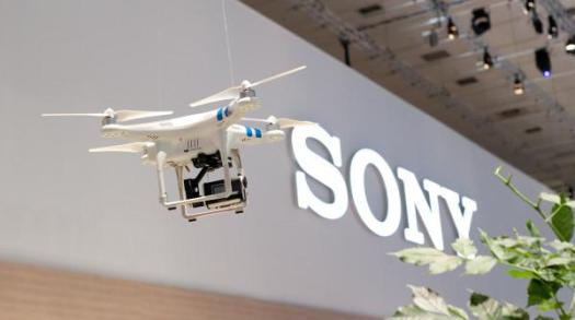 Sony Drone photography