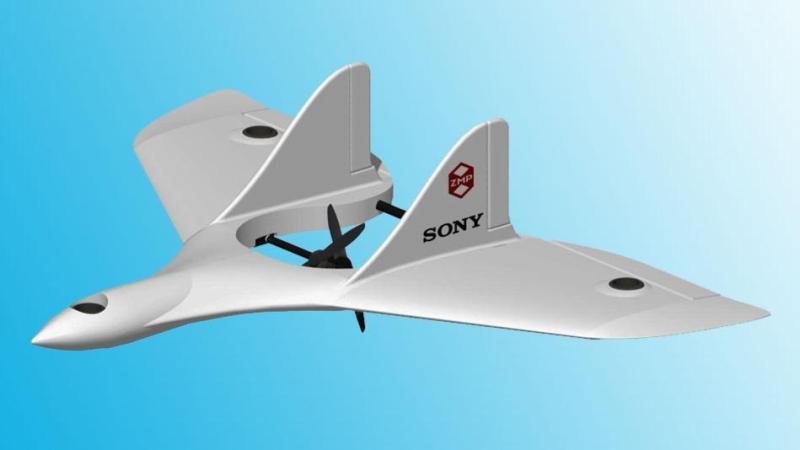 Sony ZMP Aerosense Drone Camera