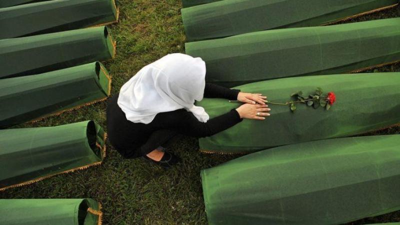 Serbian PM Chased At Srebrenica Ceremony
