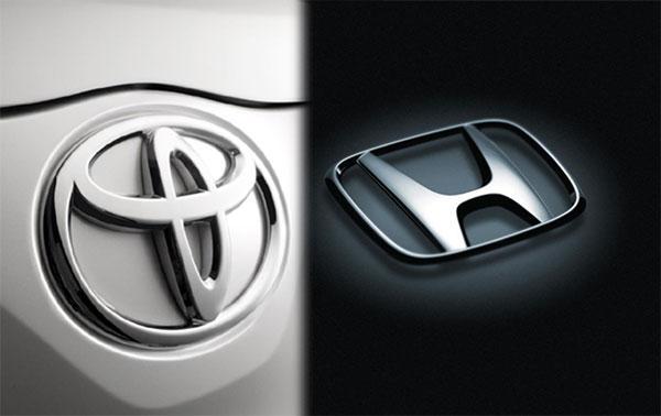 Toyota vs Honda