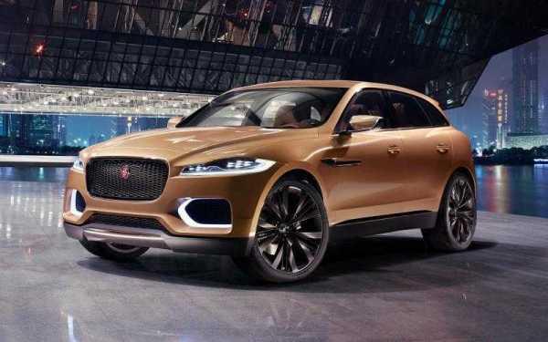 2016 Jaguar-F-Pace