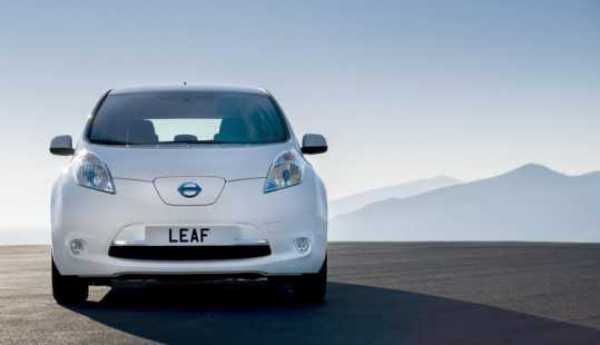 2016 Nissan Leaf Battery
