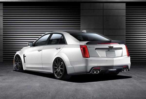 2016 cadillac cts v luxury sedan