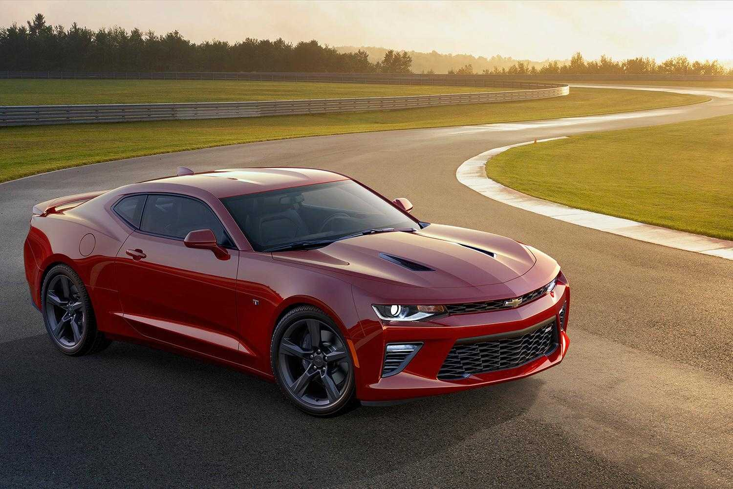 2016 Chevrolet Camaro Gets Official Pricing, Scheduled for Late 2015 Launch