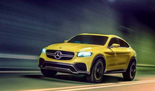 2016 mercedes benz glc coupe