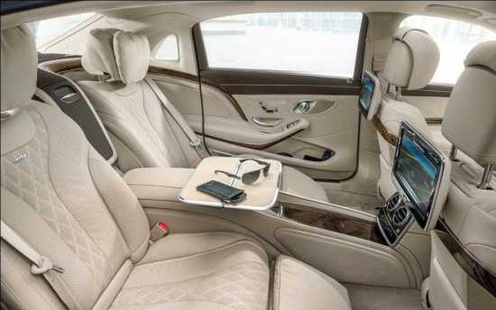 Mercedes-Maybach S600 (X 222) 2014