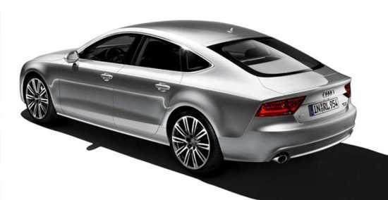 2017 Audi A7 sportback design