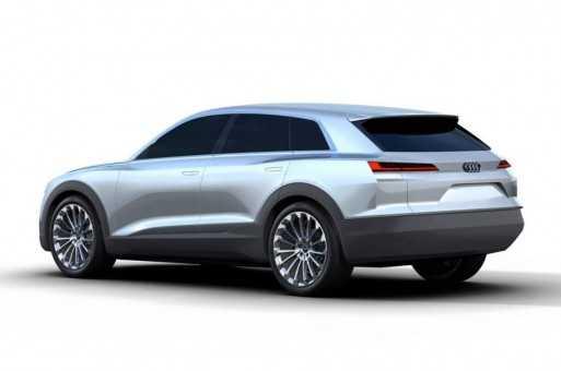 Audi Q6 concept