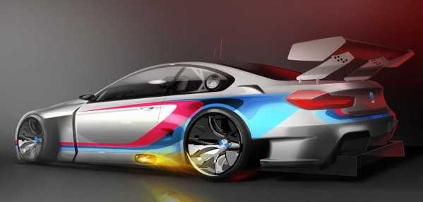 BMW M6 GT3 Future Edition