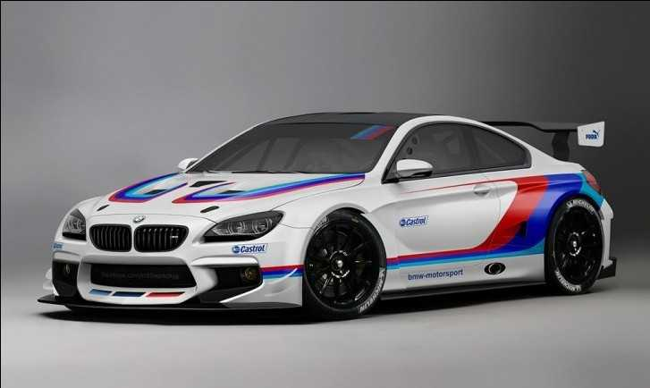 BMW M6 GT3 Racer Future Edition Will Cost €379,000, Compensates with Cheaper Maintenance
