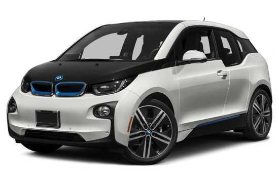 BMW i3 Charge