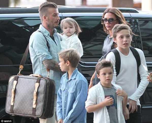 Beckham Couple