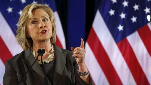 Hillary Clinton Cockily Shrugs off Accusations Regarding Wiping off Data from Email Servers