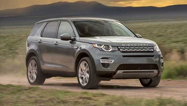 Land Rover Discovery Sport Officially Launched, Specs and Variants Confirmed