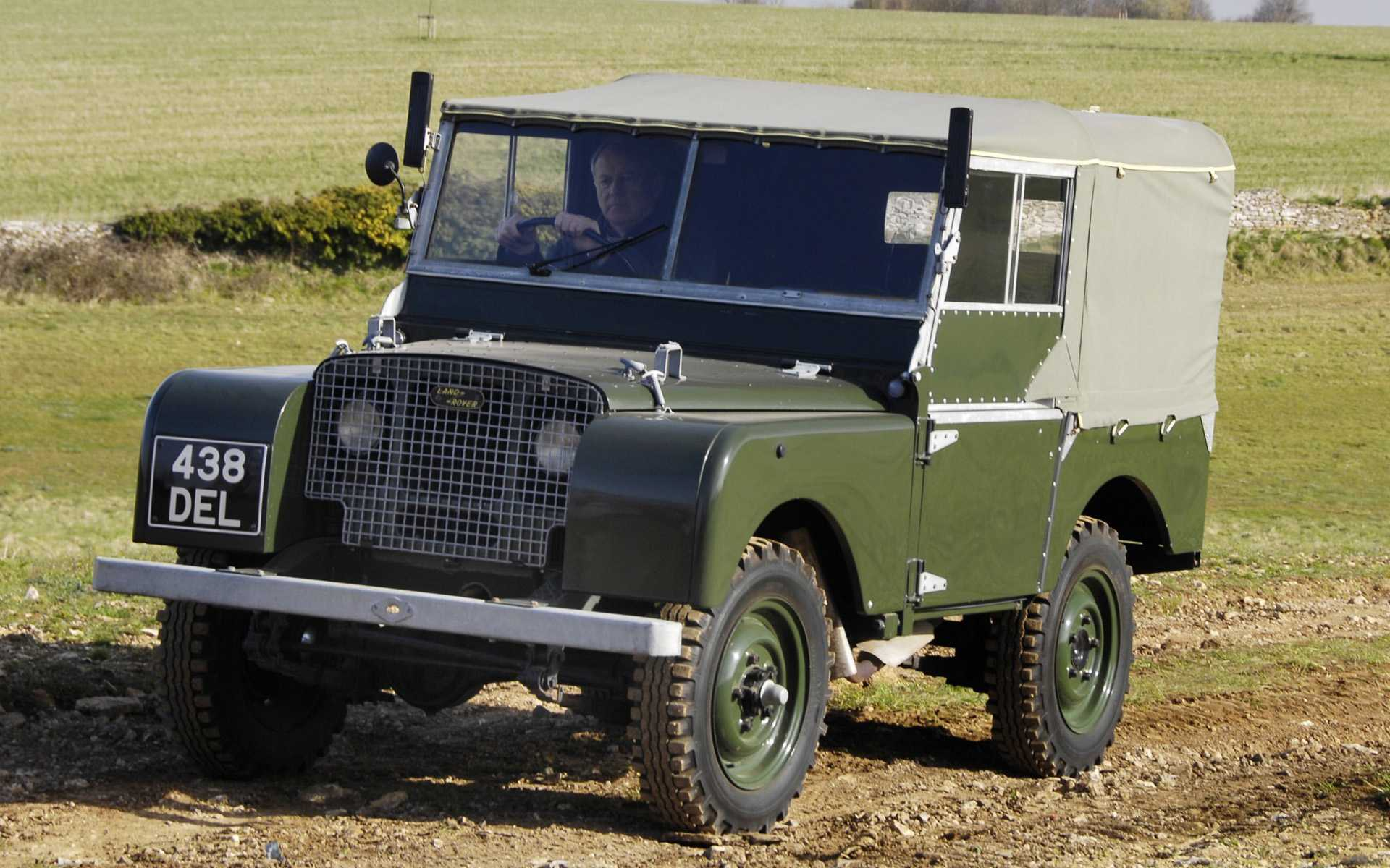 60 Years and Counting, the Land Rover Defender Continues to Shine