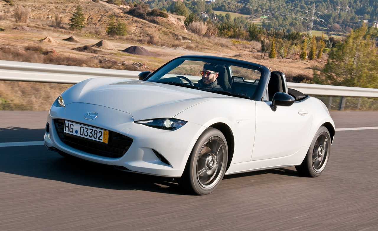 2016 Mazda MX-5 Miata Review – Spirited Performance and Reasonable Pricing