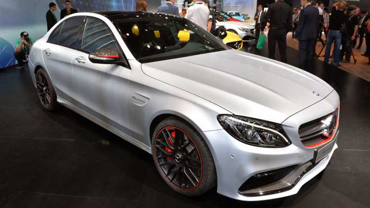 Mercedes-Benz AMG C63 Coupe gets Official Pricing Prior to Frankfurt Auto Show 2015