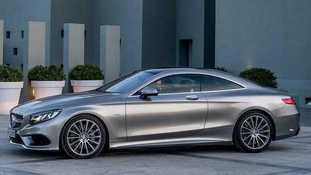 Mercedes-Benz Reveals its Sleek New C-Class Coupe