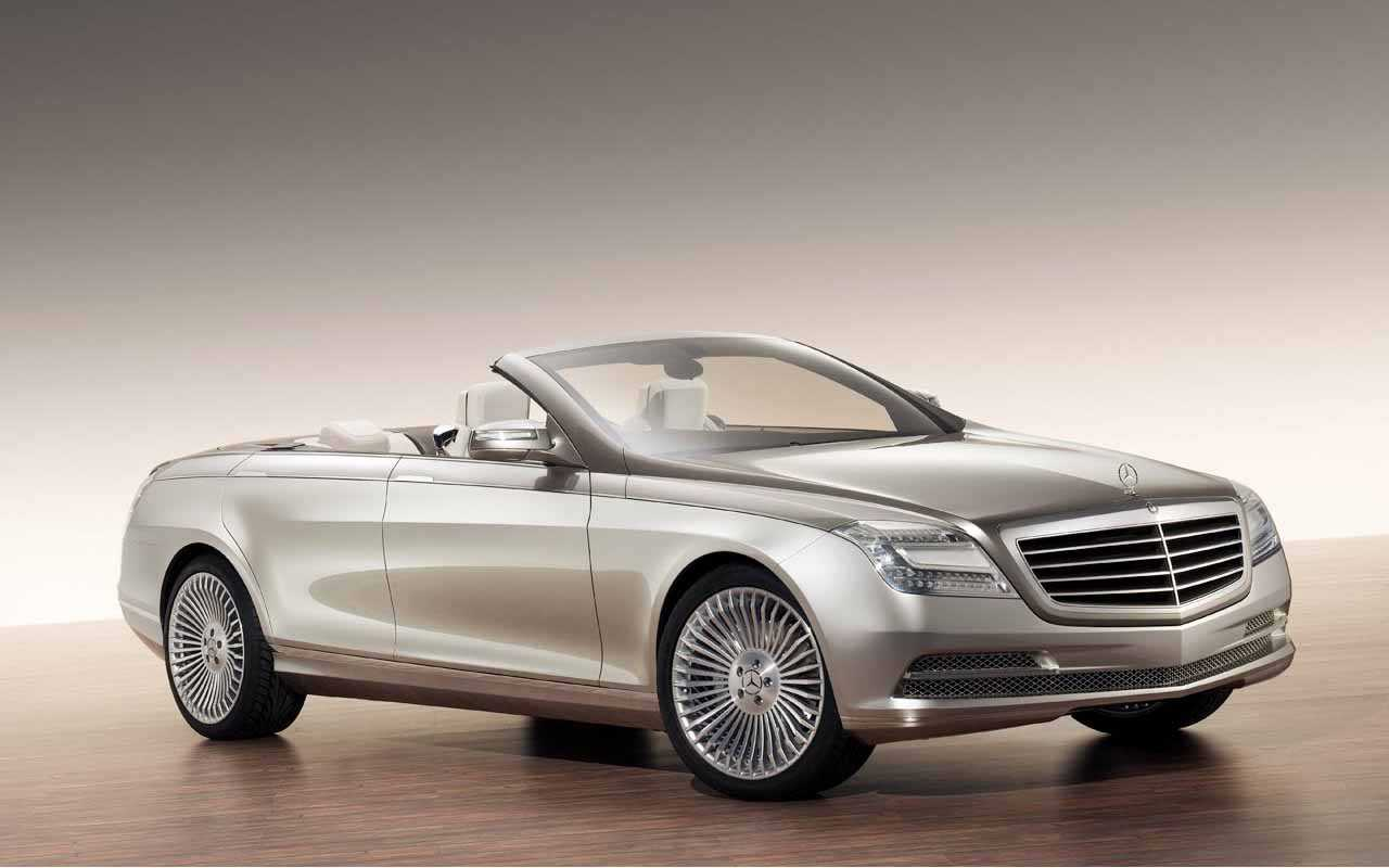 Mercedes Leaks the Mercedes-Benz 2016 S-Class Cabriolet Version
