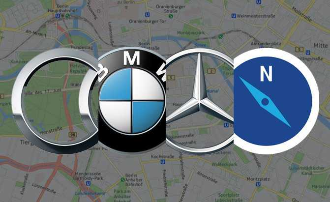 BMW, Audi and Daimler Join Hands to Purchase Nokia Here Maps for $3 Billion