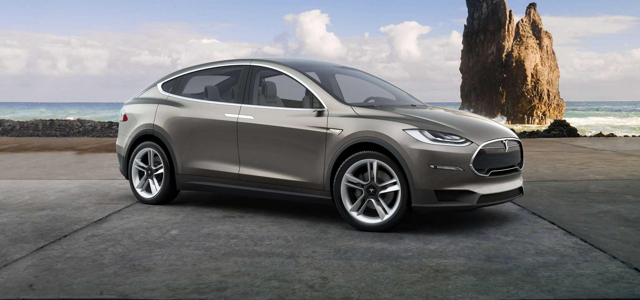 Tesla Model X Release Date Confirmed as September 30 2015