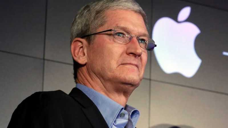 Apple Stock Price Gets a Big Boost from Tim Cook's Email Response on Reassuring Sales in China