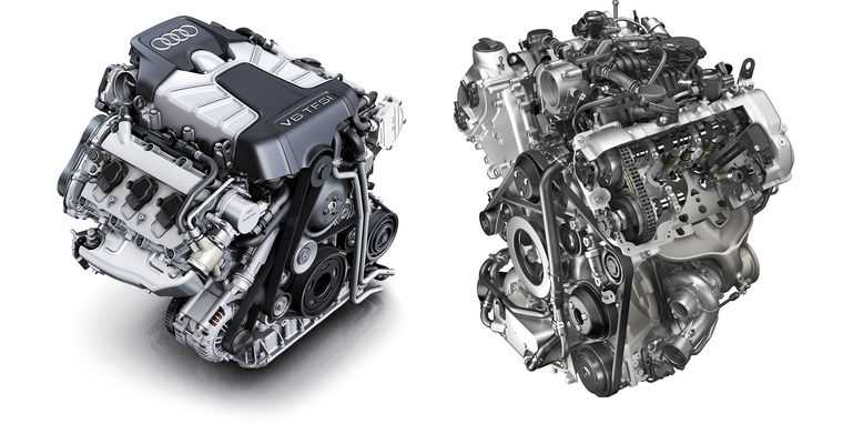 Audi and Porsche Ink Historic Agreement to Co-Engineer New Turbocharged V6 and V8 Engines