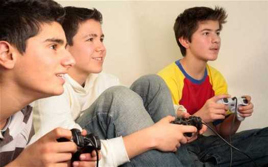 Video Games with Aggression