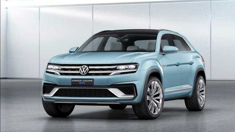 Volkswagen 2016 Cross Coupe GTE