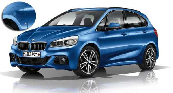 2015 BMW 225xe Active Tourer PHEV