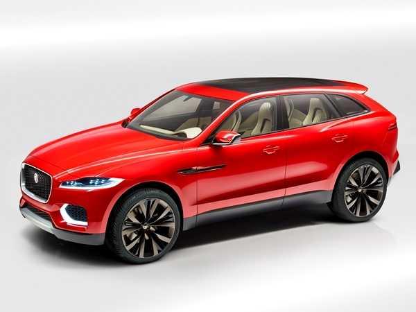 2016 Jaguar F-Pace – A Truly Sport SUV Debuts at Frankfurt Motor Show