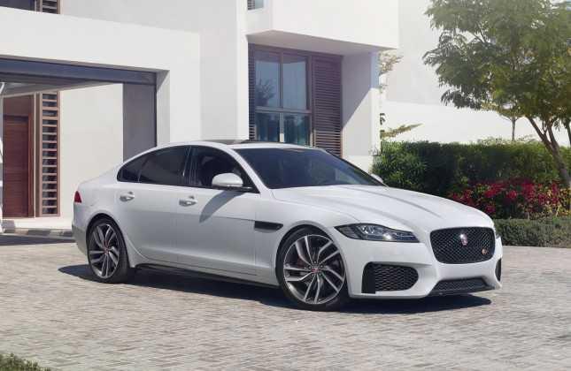 2016 Jaguar XF Sport