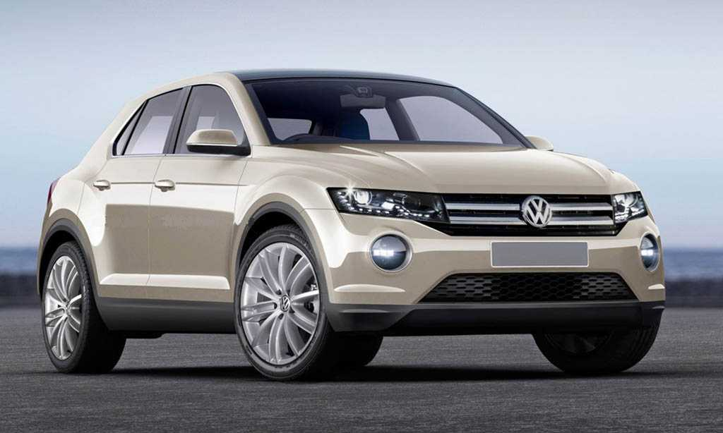 Volkswagen Tiguan XL is a Seven Seater SUV Slated for 2017 Launch
