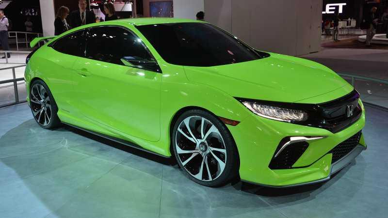 New Leaked 2016 Honda Civic Images Show Exterior Design Changes