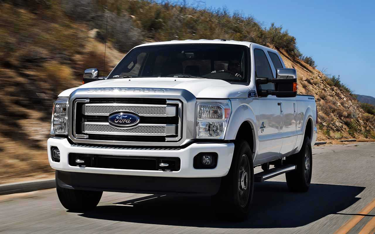 2017 ford f series super duty the big truck gets tech goodies. Black Bedroom Furniture Sets. Home Design Ideas