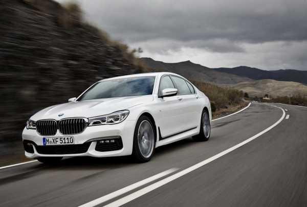 BMW 740e; Plug-In Hybrid
