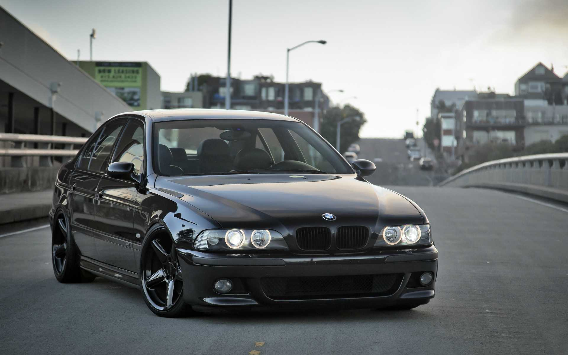 BMW M5 E39 Gets an Exclusive Video Explaining its All-New Build