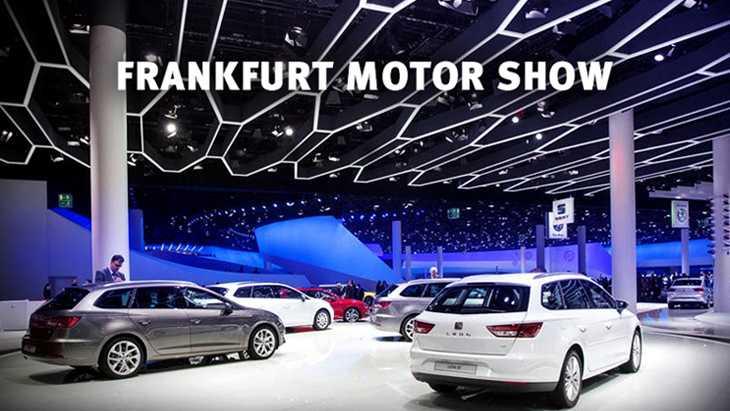 Frankfurt Motor Show 2015