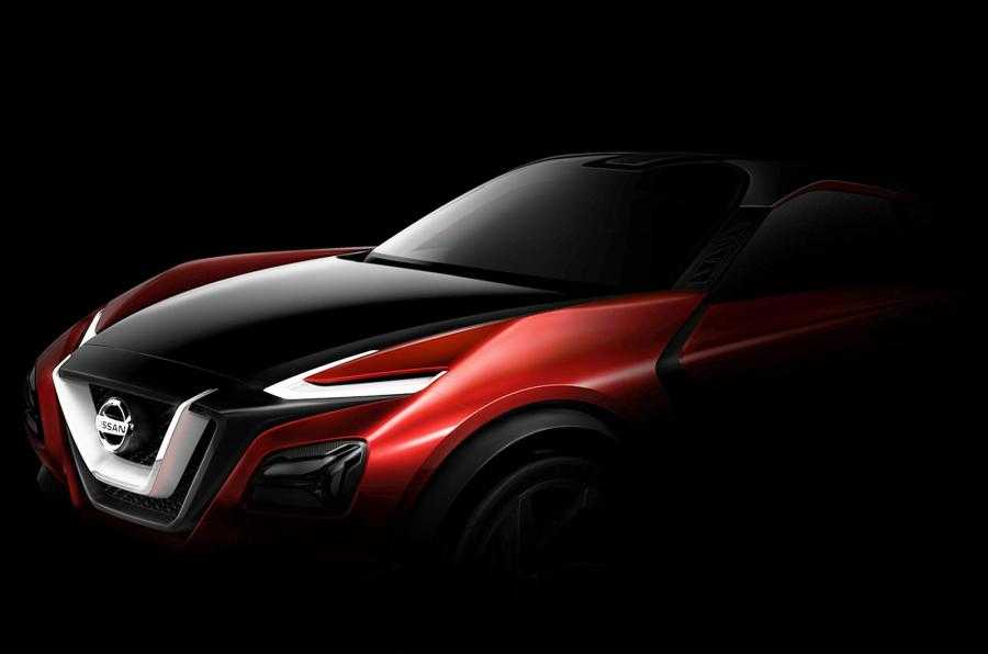 Nissan Releases Gripz Concept Images, Gearing up for Frankfurt Motor Show Reveal
